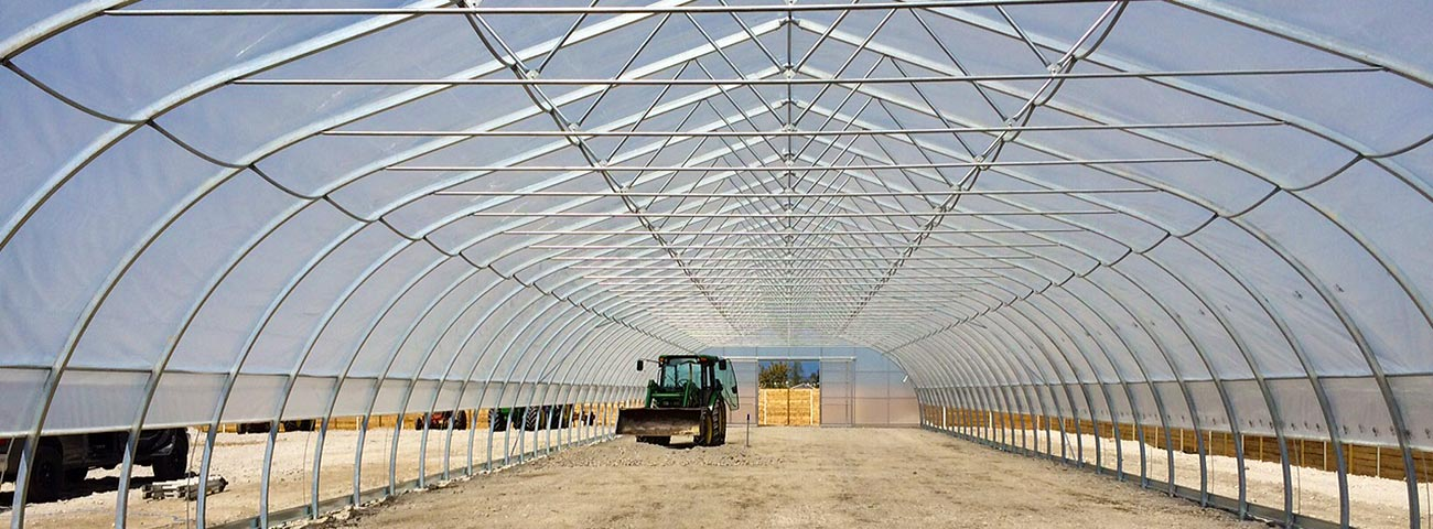 Your Greenhouse Building Specialists